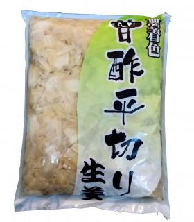 Zenzero In Salamoia per Sushi Qualità A - Biyori 1 kg