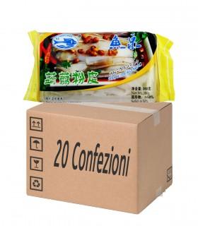Pizzoccheri di Konjac 20 Confezioni - Fishwellbrand 380g