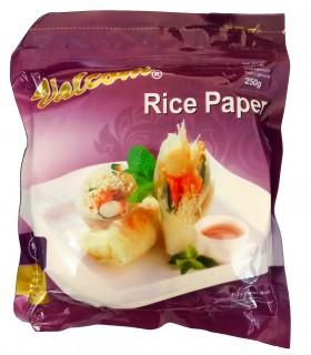Carta di riso per  Involtini Primavera 16cm - Velcom 250g