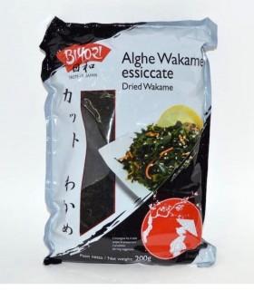 Alghe Wakame Esicatae - Biyori 200g