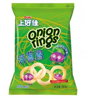 Chips Onion Rings - Oishi 40g