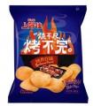 Chips al sapore BBQ - Oishi 50g