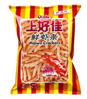 Chips al gusto di gamberi - Oishi 40g