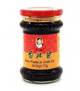 Pasta di fagioli in olio di peperoncino - Lao Gan Ma 210