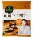 Alaghe nori per sushi -  CJ Bibigo 10 fogli