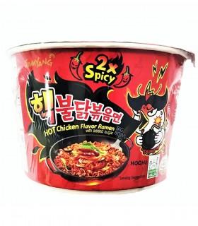 Samyang Big Bowl Extra piccante al gusto di Pollo - 105g