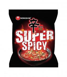 Ramyun Shin Red Noodles Coreano piccante - Nongshin 120G