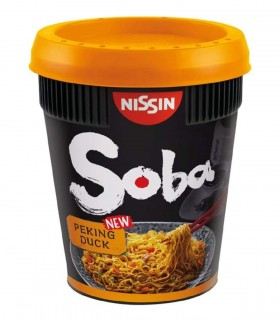 Nissin cup Noodles Gusto anatra alla pechinese - 87g