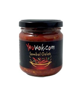 Salsa Piccante Cinese YouWok 200g