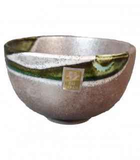 Ciotola in ceramica Nera Giapponese per Spaghetti Udon - SAI 16cm