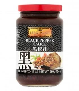 Salsa al Pepe Nero - Black Pepper Sauce - Lee Kum Kee 350g