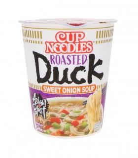 Nissin Cup Noodles Gusto Anatra Arrosto - 63g