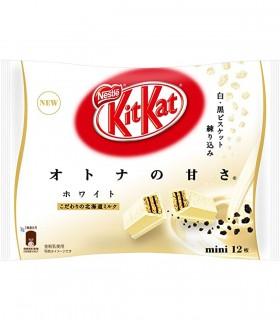 Kitkat Giapponesi Cioccolato Bianco - 12 pezzi