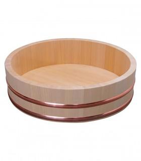 Hangiri in Legno per sushi - 37cm