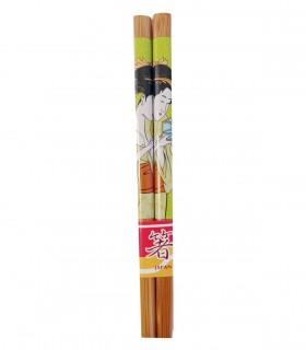 Bacchette Per Sushi Stile Giapponese Geisha