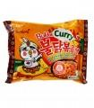 Ramyun Noodles con Salsa Buldak e Curry - Samyang 140g