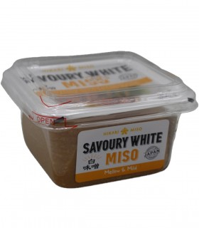 Pasta di miso bianco - Savoury White Miso - Hikari 300gr