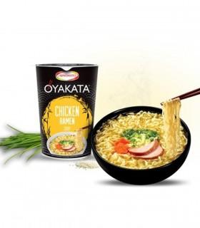 Oyakata Cup Ramen Noodles Gusto Chicken - Ajinomoto 63g