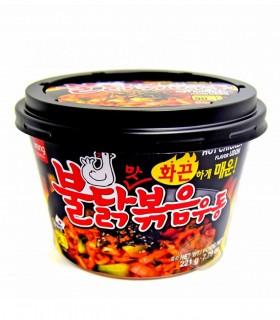 Udon Bowl Coreani al Pollo extra piccante - Wang 221g