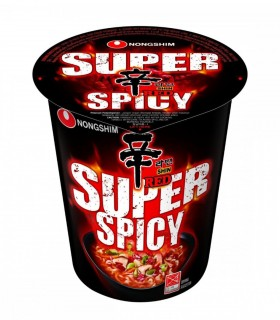 Nongshim Super Red Spicy Cup Noodle - 68g