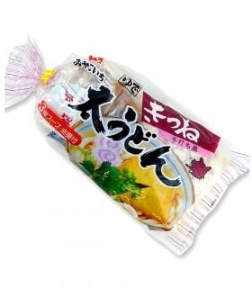 Futo Udon Kitsune Precotti Giapponesi 3 porzioni - Miyakoichi 670 g