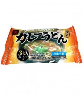 Curry Udon precotti 3 Porzioni - Miyakoichi 642g