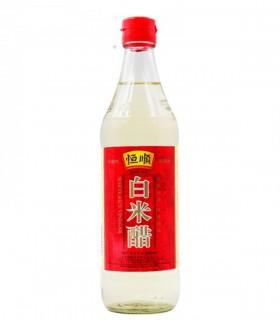 Aceto di Riso Bianco Cinese - HengShun 500ml