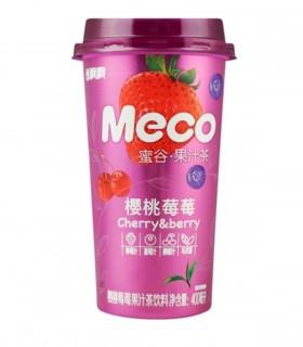 Te di Frutta Ciliegia e frutti di bosco - Meco 400ml