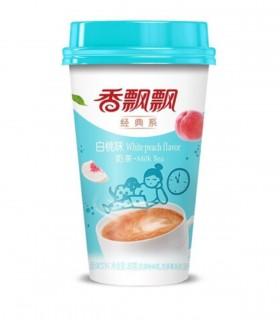 Te al Latte Instaneo Gusto Pesca - Xiang Piao Piao 80g