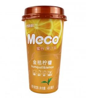 Te al Frutta kumquat e Limone - Meco 400ml