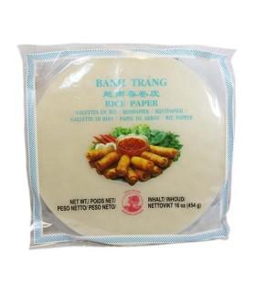 Carta di riso per  Involtini Primavera - Lion Brand 16cm