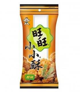 Biscotti di Riso Gusto salsa di Soia - Wanwan 60g