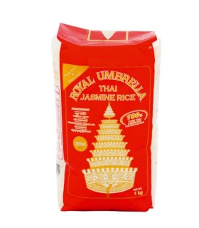 Riso Jasmine Tailandese - Royal Umbrella 1kg