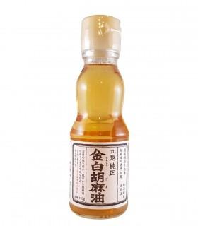 Olio di Sesamo Medio Chiaro Giapponese - Kuki 170g