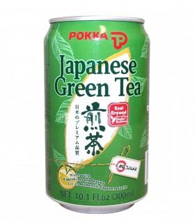 Pokka Te verde Giapponese Senza Zucchero 300ml
