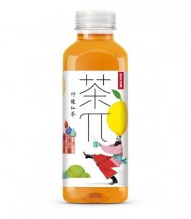 Tè Nero Gusto con Deliziosa Limone - 500ml