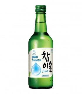 Soju Chamisul Liqcuore di Riso Coreano - 350ml - 17,2%