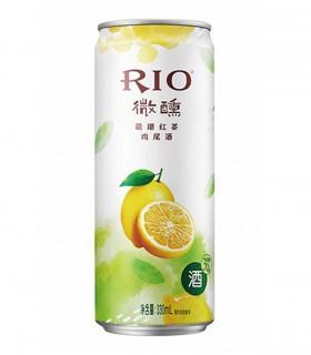 Rio Cocktail con Vodka e Tè Nero - 330ml - 3%