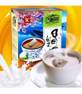 Mix Tè Nero e Tè Oolomg con Latte - 5 porzioni