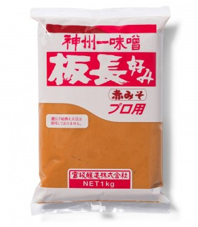 Miso Rosso Giapponese - 1kg
