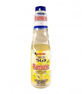 Kimura Gassosa Giapponese Gusto di Yuzu(cedro asiatico) - 200ml