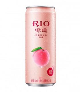 Rio Cocktail Vodka e Brandy con la Pesca - 330ml -Alc 3%