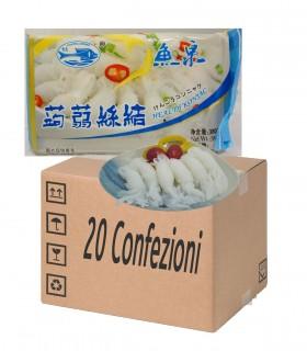 Pasta Shirataki di konjac Annodati - FISHWELL 20 x 190 gr