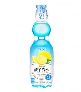 Yeco - Gassosa Gusto Limone Stile Giapponese senza Zucchero - 250ml
