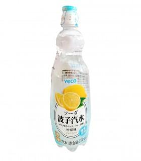 Yeco - Gassosa Leggero Gusto Limone Stile Giapponese senza Zucchero - 250ml