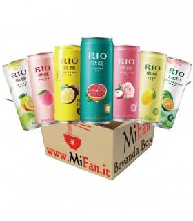 MiFan Box Sorpresa - Cocktail Rio Prodotti in edizione limitata in Cina - 12pz