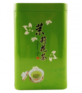 Tè Verde al Gelsomino Cinese in Barattolo - 100g