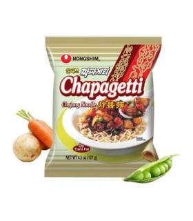 Nongshim Chapagetti Noodles Ramen Istantaneo Coreano - 140g