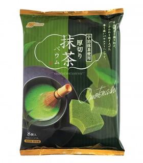Baumkuchen al Matcha Giapponese - Marukin 8 pezzi