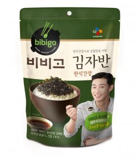 Alghe condite in Scaglie ottimo ingredienti per Bibimbap - Bibigo 50g